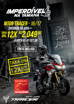 MT09 Tracer